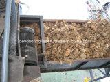 Chaudière à vapeur à eau et à gaz à combustion de biomasse emballée