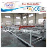 耐火性の紫外線コーティングの装飾的な壁のプロフィールPVCシートの製造業機械