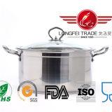 ステンレス鋼ヨーロッパ式スープ鍋