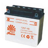 Long Storage Life를 가진 건조한 Charged 및 Maintenance Free Motorcycle Battery 6N 12N YTX Serial