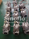 Motor de gasolina portátil 14HP Bomba de água de fogo de remoção de vácuo