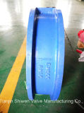 De rubber Klep van de Controle van de Plaat van het Wafeltje van de Verbinding Dubbele