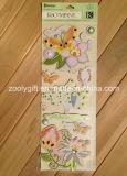 Etiquetas engomadas dimensionales adhesivas del arte del papel hecho a mano de Scrapbooking del brillo creativo de los adornos