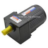 alto motor de inducción de la CA de la torque 25W de 1pH /110V 3pH/380V 80m m