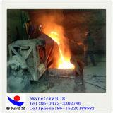大きい鋼鉄またはプラントへのカルシウムケイ素またはCasiの合金販売法