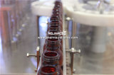 Machine recouvrante remplissante de sirop en verre