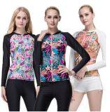 Подныривания Suit& Beachwear высокомарочной Lycra длинней втулки повелительницы