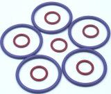 Giunto circolare non standard su ordinazione della gomma di silicone di standard