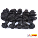 브라질 Virgin Human Hair Wholesale Bundles 3.5oz Full Hair Extension