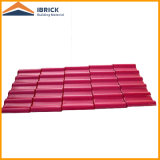 Azulejo de azotea de la resina sintetizada de la alta calidad en fabricante del azulejo de la resina de China