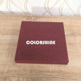 Привлекательный шоколад деревянный как бумажная коробка подарка упаковки