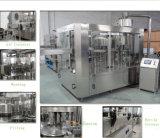 Máquina de rellenar pura en botella del agua mineral