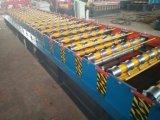 Roulis idéal de toit en métal formant la machine en Inde