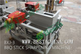 Vara de bambu que faz, vara de bambu do BBQ que faz máquinas