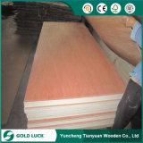 Madera contrachapada al por mayor de Okoume para la madera contrachapada comercial de los muebles de Shandong Linyi