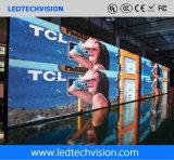 Cartelera al aire libre de alquiler de la visualización video de P4.81 LED impermeable para el uso de alquiler (P4.81, P5.95, P6.25)