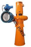 turbina pequena Volute do fluxo 30kw-100kw axial mini hidro