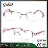 광학 금속 프레임 Eyewear 가장 새로운 안경알
