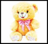 Kind-Geschenk/Weihnachten spielt Tuch-grossen Teddybären (CJP217)