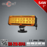 9 인치 54W Dual Row LED Light Bar (SM-21X-054A)
