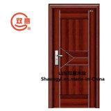 Moderne PVC/MDF hölzerne Türen des Treffen-