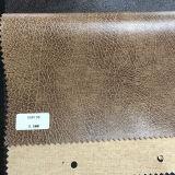 Matériau en cuir synthétique de sofa de présidence de meubles d'unité centrale