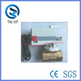 Valvola a sfera motorizzata Proporzionale-Integrale con ISO/Ce 24VAC (BS-878 DN25)