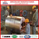 Bobina de aço galvanizada mergulhada quente do ferro de S350gd Z275