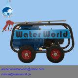 De Straal van de Wasmachine en van het Water van de druk en Hoge druk en de Wasmachine van de Auto
