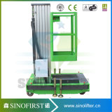 8m Electric Mobile Factory Maintenance Work High Platform Lift