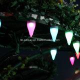 Luzes solares de suspensão Multifunction do trajeto da decoração