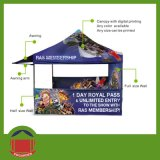 Alta qualità Aluminum Party Tent per Promotion con Full Printing
