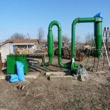Machine chaude de dessiccateur de sciure de biomasse