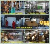 De Generators van het Aardgas die door het LNG van het Methaan, LPG, CNG, Brandstof worden aangedreven