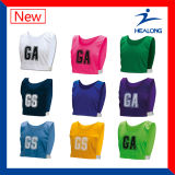 Healong kundenspezifisches Netballkleid sublimierte Netball-Uniform