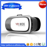 Fossa Dk2 +Bluetooth Controller di Magicbox Vr Box V2 Play Virtual Reality Helmet 3D Glasses Google Movie Game Cardboard Film Oculus