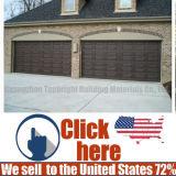 Современное алюминиевое самомоднейшее цена двери гаража