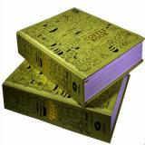 2016년 공급 최신 각인 책 인쇄