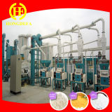 ケニヤのコーンフラワーの製造所機械(20t 50t 100t)