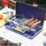 Bdz-430-E grille le poêle triple de brûleurs au Portable 3