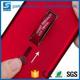 Caixa do telefone da armadura com o suporte do anel para a caixa da galáxia S8 de Samsung