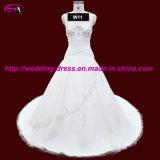 [ستربلسّ] تطريز عرس ثياب [ودّينغ غون] زفافيّ