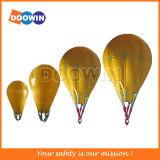 Tipo bolsos de elevación del paracaídas del aire