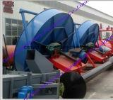 Машина гранулаторя лепешки удобрения органической смеси позема коровы цыпленка Китая