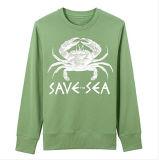 Sweatshirt van de Druk van Mens het Comfortabele Toevallige