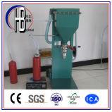 Machine de remplissage de poudre de produit chimique sec d'extincteur