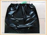 Мешка тенниски мешков несущей тельняшки PE мешки отброса изготовленный на заказ черного пластичные