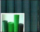 Rete metallica saldata ricoperta PVC/maglia di riscaldamento esterna decorazione/della cremagliera