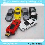 Movimentação luxuoso do flash do USB da forma do carro de competência (ZYF1727)