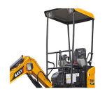 Sany SY18 1,8 Ton Pequeño Máquina de excavación mini excavadora a vender barato